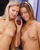 depraved little lezzer floozies one-2-one phone filth